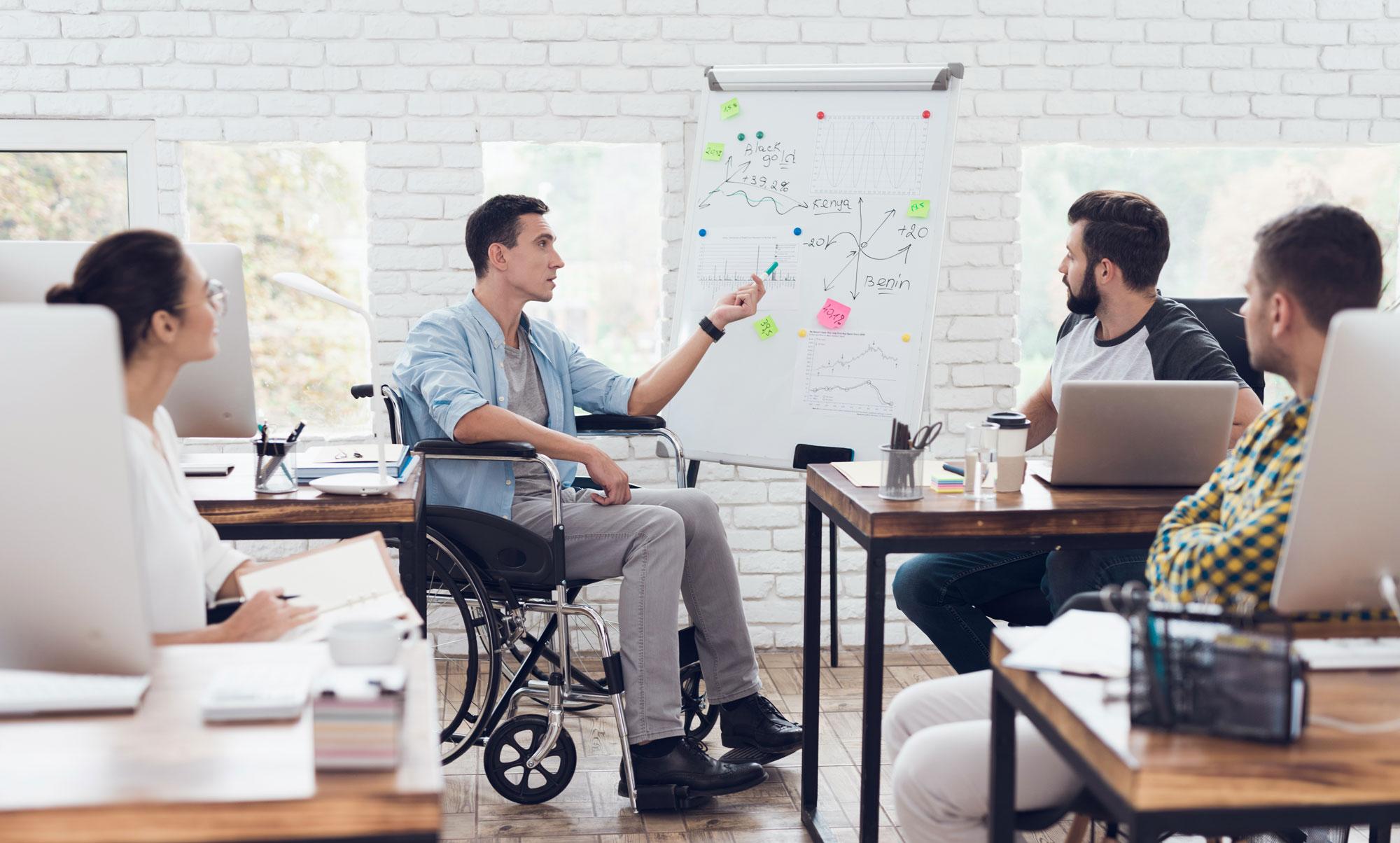 Être Référent Handicap d'un OPAC ou d'un CFA - AP-Consulting