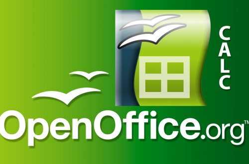 Open Office Calc - AP-Consulting