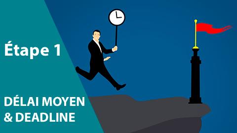 Certification Qualiopi - délai moyen & deadline