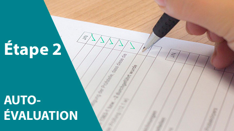 Certification Qualiopi - Auto-évaluation