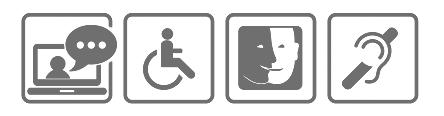 Accessibilité aux personnes en situation de handicap & possibilité de formation en ligne — AP-Consulting